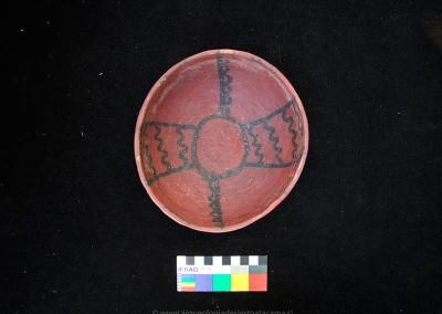 Sitio Az-6, valle de Azapa, Período Medio (Colección Museo Universidad de Tarapacá San Miguel de Azapa)