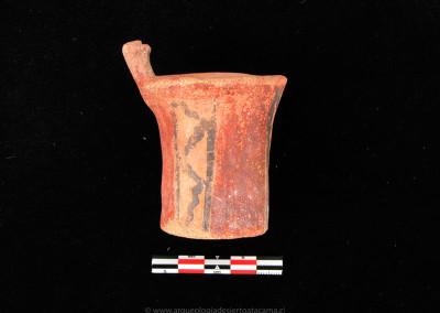 Sitio Az-8, valle de Azapa, Período Intermedio Tardío (Colección Museo Universidad de Tarapacá San Miguel de Azapa)