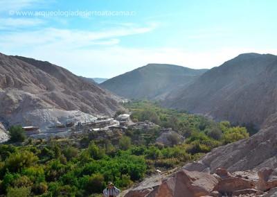 Valle de Codpa, sector Ofragía