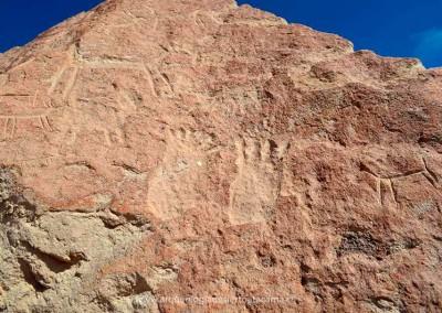 Sitio Ofragía 1, valle de Copda
