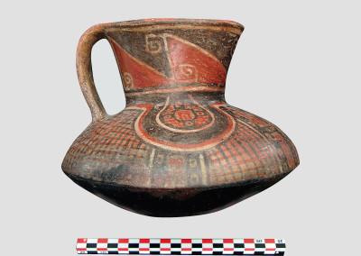 Jarro de cerámica sitio PLM-3