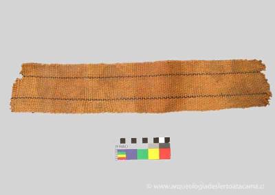 Textil, sitio Az-14